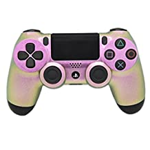 Pink Chameleon PS4 Modded Rapid Fire Controller, Works With All Games, COD, Rapid Fire, Dropshot, Akimbo & More
