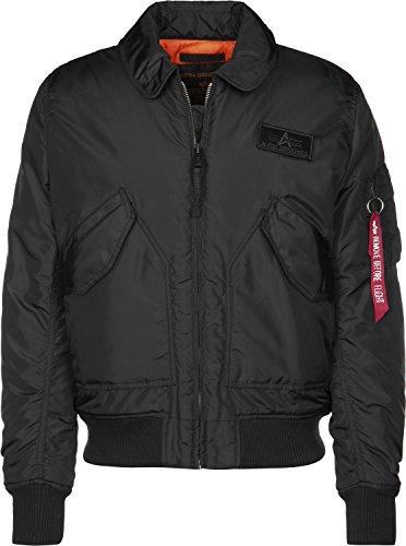 Tt Cwu Industries Black Alpha Jacket Vf IRwxOnqqv4