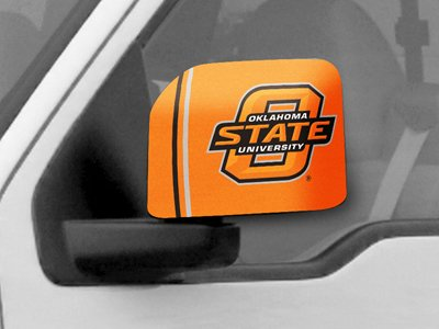Fanmats Oklahoma State University Large Mirror Cover Size=6''x9'' NCAA-12064 by FANMAT