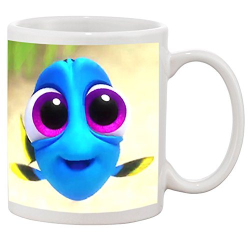 Dory Keep Swimming - Just Keep Swimming Cute Blue Tang