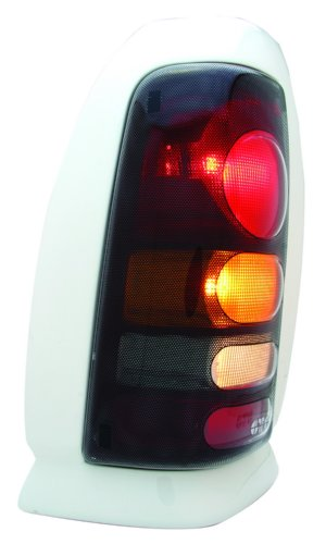 GT Styling 972525 Carbon Fiber Pro-Beam Taillight Cover
