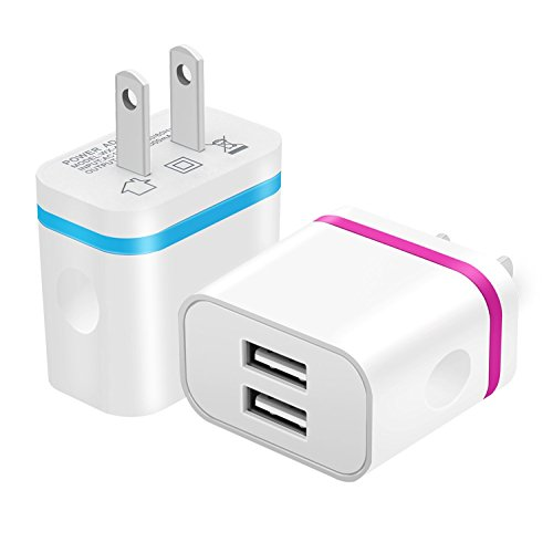 Costyle 2 Pack 2 0Amp Charger Adapter