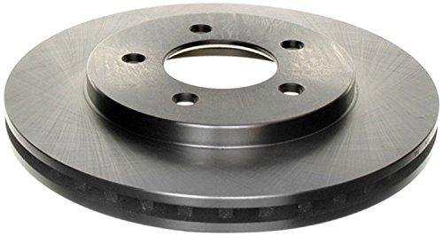 - ACDelco 18A822A Advantage Non-Coated Front Disc Brake Rotor