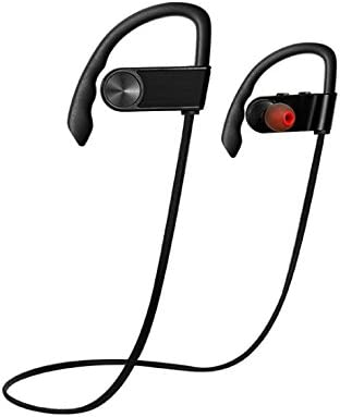 Amazon Com Wireless Bluetooth Earbuds Zakix Bluetooth Headphones For Iphone 7 7plus 6 6plus 5 5s And Smart Phones Black