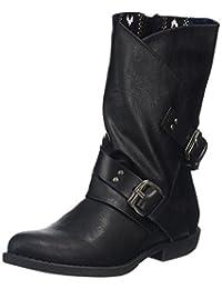 Blowfish Amanda - Black/Black O.R (Synthetic) Womens Boots