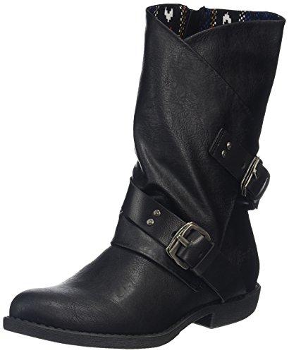 Blowfish Women's Amanda Ankle Boots Black (Black/Black) ugdEZv0kCc