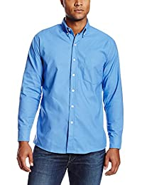 Dickies SS36FB Camisa Casual para Hombre, French Blue, Extra Extra Grande