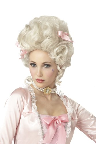 California Costumes Marie Antoinette Wig,Blonde,One Size - http://coolthings.us