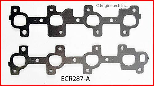 Enginetech ECR287-A GSKT CHRY Jeep 4.7L EXH Manifold Set