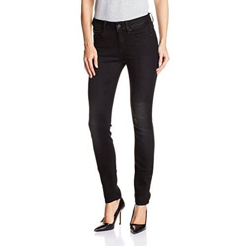 Top G-Star Raw Women's 3301 High Skinny Jeans in Superstretch hot sale