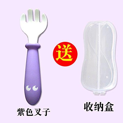 【超特価SALE開催!】 Xing Lin子供のテーブルウェアセットスプーンスプーン spoon fork、スプーン、スプーン box、スプーン、スプーン、スプーン、スプーン、スプーン、スプーン、スプーン、スプーン、とスプーン。 6906981991167 Purplish fork lift fork spoon box B078RKTSLP, Sai Marche de Sanuki:0c117e1d --- beyonddefeat.com