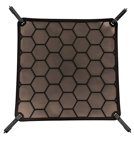 Delta Cycle Bike Expandable Net Holder with Hooks,ElastoTarp