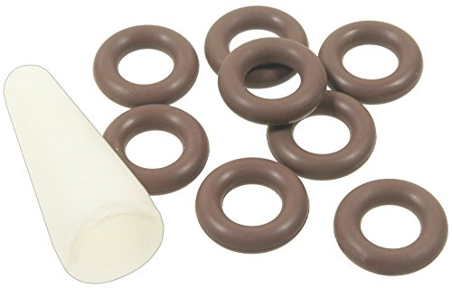 Feed Mod Kit (C5 Corvette 1997-2003 Fuel Injector Fuel Feed & Return Pipe O-Ring Seal Kit - AC Delco)