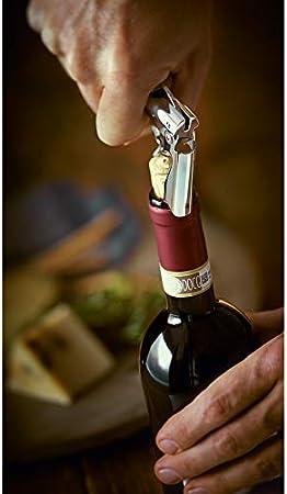 WMF Sacacorcho con Cuchillo para Vino