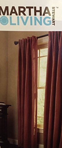 Cinn Stick Thermal Tweed Back Tab Curtain (Price Varies, used for sale  Delivered anywhere in USA
