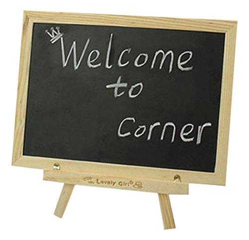 AUCH Childrens Eraseboard Blackboard Chalkboard product image