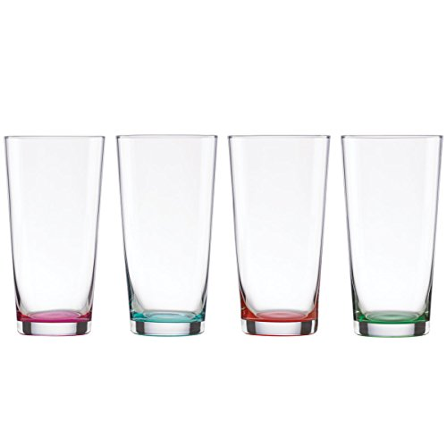 kate spade new york Flynn Street 4-Piece Highball Bar Glasses Set]()