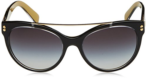 DG4280 Top Sonnenbrille amp; Dolce Multicolore Black Gold Gabbana On FwqRCx6a