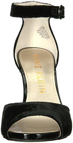 Women's Klein Opalize Black Pump Velvet Anne Yx5R8Unn