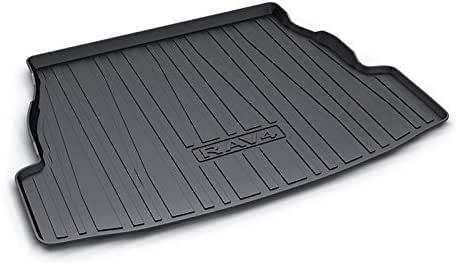 Heavy Duty Waterproof Rear Front Cargo Rubber Mat Boot Liner Luggage Tray Compatible with Toyota Rav4 2019 2020