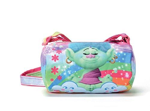 Trolls Happiness Kinder-Sporttasche,  Mehrfarbig (Multicolore)