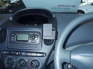Brodit ProClip - Kit de coche para Toyota Yaris Verso 99-05 (para Inglaterra, montaje central)