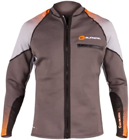 SUPreme Mens Reach Platinum Polyolefin Jacket