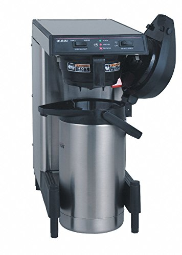 Airpot Coffee Brewer with Adjustable Legs, Low Profile (Profile Airpot Low)