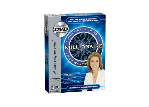 Imagination Entertainment Who Wants To Be a Millionaire DVD Game by Imagination Entertainment