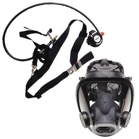 Supplied Air Respirator System, Nylon - Scott Nylon Gloves
