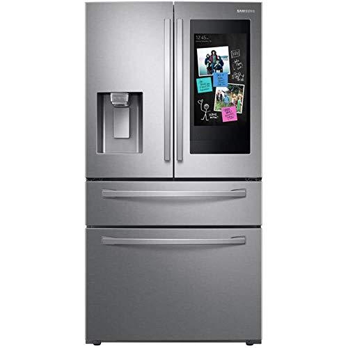Samsung RF28R7551SR 27.7 cu.ft. Stainless French Door Smart Refrigerator