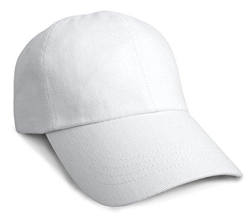 Result Headwear-Heavy cotton drill pro-style cap- (Wool Hat Drill)