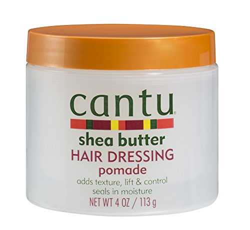 Cantu Shea Butter Hair Dressing Pomade, 4 Ounce (Pack of - Shea Butter Pomade