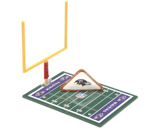 Nfl Fiki Football - Baltimmore Ravens Tabletop Football Game