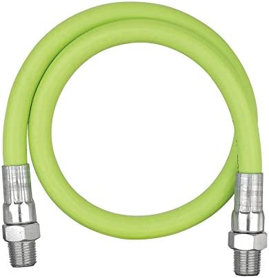 with Spring Guard 36 x 1//8 Flexzilla L2965FZSP Grease Hose