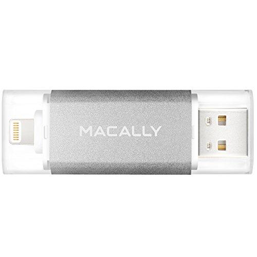Macally Lightning External Expansion iUSBFlash