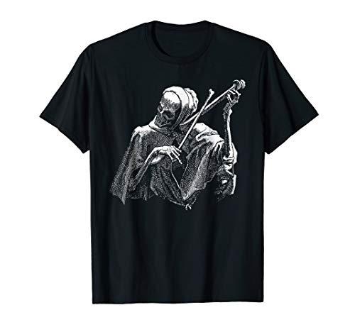 Blackcraft Creepy Grim Reaper T-Shirt Destroyer