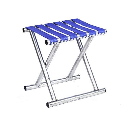 ZFMG Las heces Taburete Plegable, Seguro y Conveniente Taburete de Ducha multifuncion heces Las heces al Aire portatiles para Campamento de Playa/Deportes/Pesca/Caza/Sentado,B