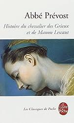 Manon Lescaut (Ldp Classiques) (French Edition)