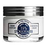 L'Occitane Ultra-Rich 25% Shea Butter Face Cream for Dry to Very Dry Skin, 1.7 oz.