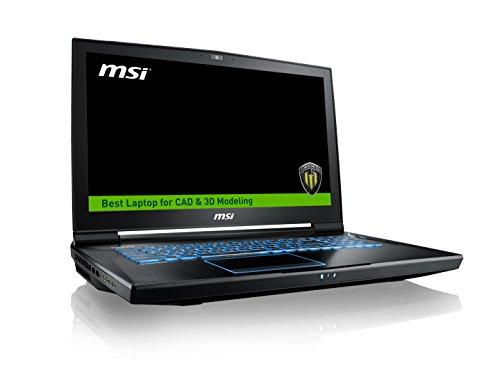 MSI-WT73VR-7RM-687US-173-4K-Display-Laptop-6th-Generation-Xeon-E3-1505MQuadro-P500064GB-ECC512GB1TB-Windows-10-Pro