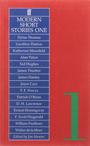 Modern Short Stories: No. 1 (Bk. 1)