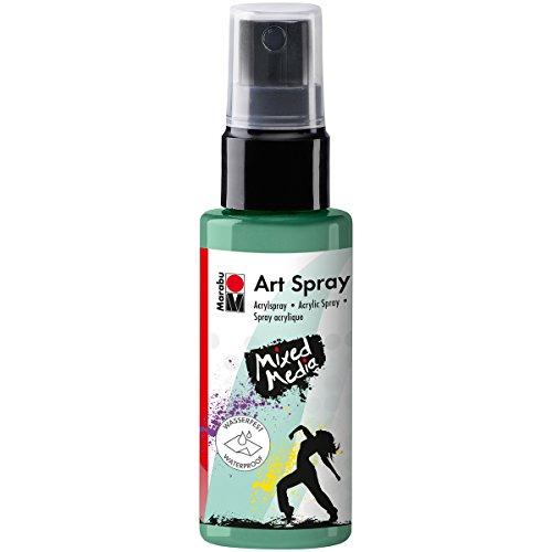 Marabu 10023774 Art Spray 50Ml Aquamarine ()
