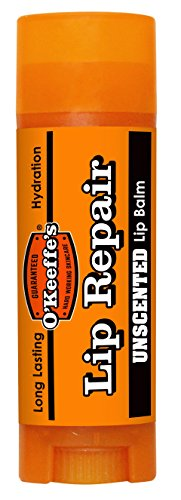 O'Keeffe's Original Lip Repair Lip Balm for Dry, Cracked Lips,  Stick