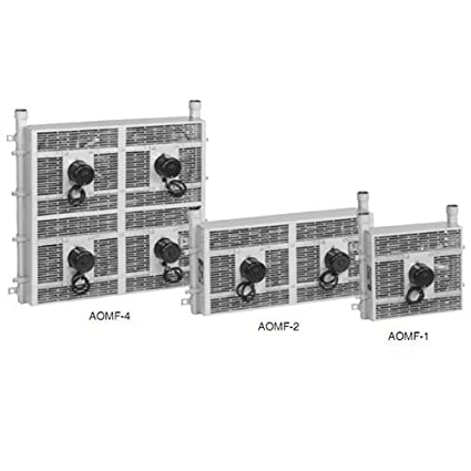 Amazon com: American Industrial Heat AOMF-2-6 - Air Cooled