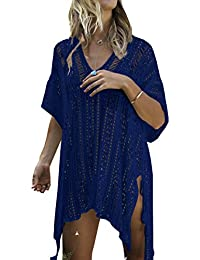 Beach Swimsuit for Women Sleeve Coverups Bikini Cover up Net 7458ab8a8