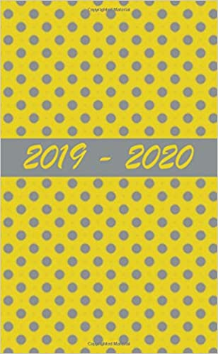 Amazon.com: 2019 - 2020: Two Year Pocket Monthly Planner ...