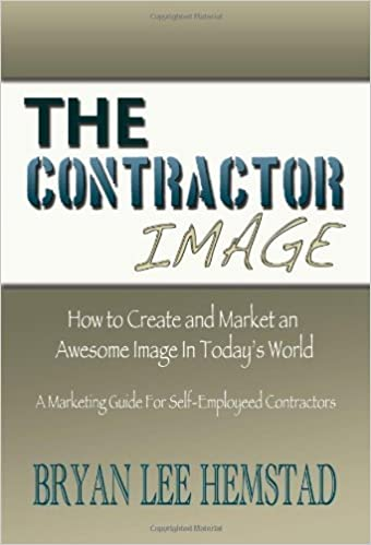 Book The Contractor Image by Bryan Lee Hemstad (2009-08-22)