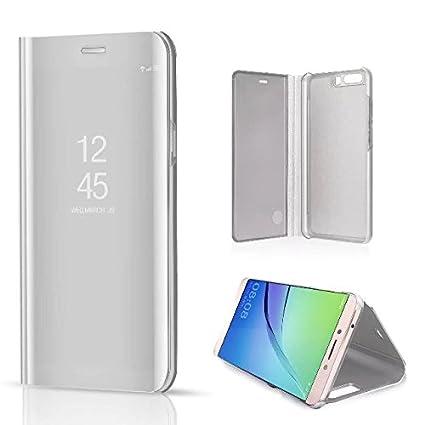 watch 0804a 07b88 Amazon.com: Yobby Luxury Mirror Case for Huawei Mate 20 Lite,Huawei ...