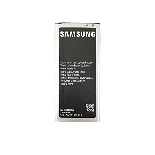 OEM Orignal Samsung Battery Galaxy Alpha SM-G850 EB-BG850BBU 1860mAh W/Stylus (Made in Korea) (Samsung Galaxy Alpha Silver)